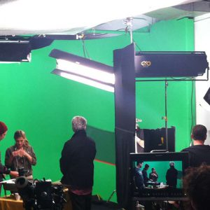 Film Schools Bay Area: FilmSchoolSF's lighting equipment